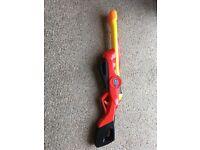 Toy shotgun (bullets required)