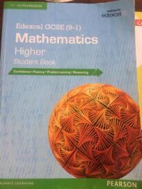 EDEXCEL GCSE (9-1) MATHEMATICS HIGHER STUDENT BOOK