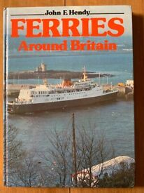 Ten books about Ships - coastal to liners in excellent condition