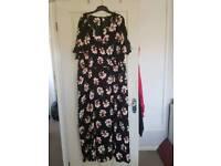 New Look Maxi Dress Size 26