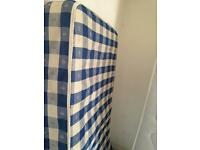1 month old single mattress immaculate condition unused can deliver to if needed