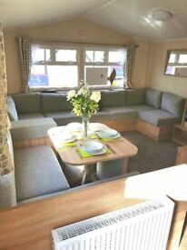 Static caravan for sale North Wales!