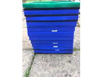 PLASTIC COLLAPSABLE CRATES ( small )