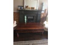Stunning Mango Wood Lounge/Coffee Table