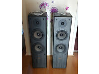 Acoustic Solutions AV-120 130W floor standing speakers