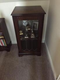 Dark Wood Stereo Unit