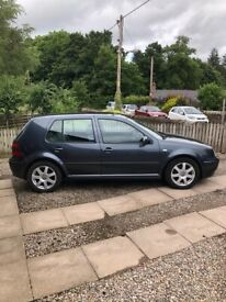VW Golf Mk 4 2.8 V6 4Motion