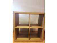 Bookcase ideal for livin room. Perfect condition as can be seen in pictures.