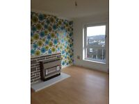 Freshly Decorated 2 Bedroom Flat in Ellisland Road, Kildrum, DSS welcome, Ready now