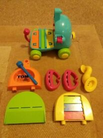 tomy musical instrument elephant