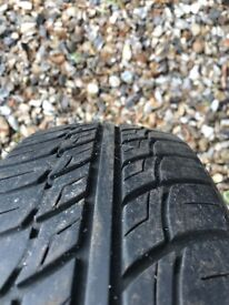 Classic Mini Tyres 145/70 12R x2 of them