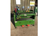 "Hunter Juno 36"" cylinder and bottom blade grinder"