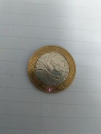 Olympic london-rio £2 coin