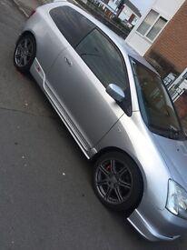 Civic type r ep3 100k!