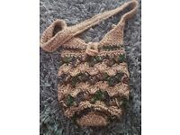 🌟HANDMADE🌟 bangladesh bohemian shoulder bag