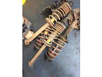 Vw golf mk2 gti 90 spec g-max lowering springs suspension sports