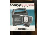 Hummingbird 200DX Duel Beam Fishfinder