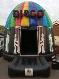 Bouncy castle hire now
