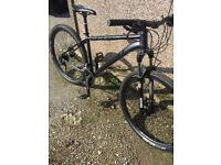 Cannondale trial 4 2016 mountain bike