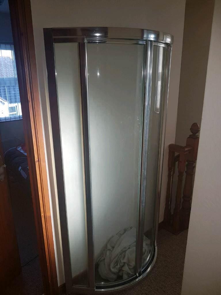 Shower doors 800x800 quadrant