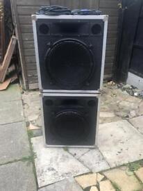 350w speakers