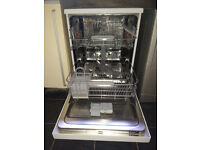 Brand-new dishwasher (freestanding) to sell due to move HOTPOINT