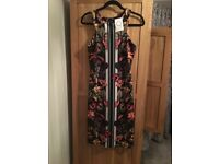 Dress size 12 patterned BNWT