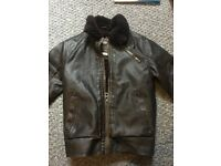 Boys avaiator jacket age5/6 from America
