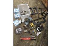 Job lot of engineering tools £40