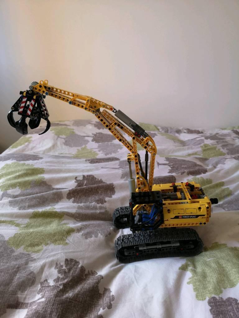 Lego Technic Excavator 42006 In Stratford London Gumtree