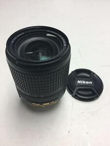 Nikon AF-S Nikkor 18-140mm f3.5-5.6G ED DX VR lens in mint condition with warranty