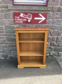 Oak bookshelves * free furniture delivery*