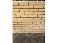 Brand new pallet of brick (624)