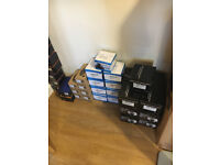CCTV CAMERAS DOME/BULLET/EYEBALL/INDOOR/OUTDOOR 400-700 LTV ALL NEW AND BOXED