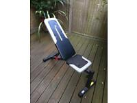 Weights Bench (incline)