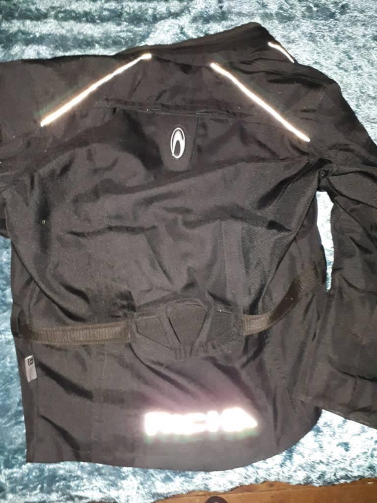 BIKERS protective jacket L