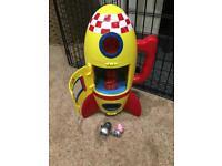 Peppa Pig spaceship toy