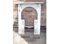 Bedroom Fireplace in Cast Iron £50