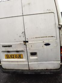 Ford transit for spares