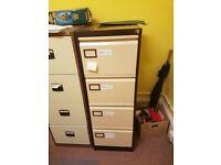 4 drawer filing cabinet #103