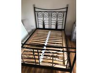 King size bed Frame for sale £90