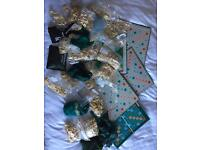 Huge collection of scrabble tiles and boards. Craft wedding supplies