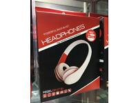 Headphones - High definition sound - New