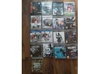 17 games for ps3