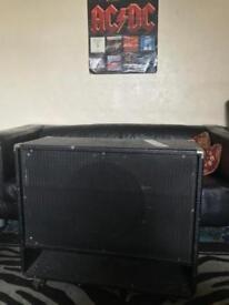 Bass speaker 15 inch ampeg speaker