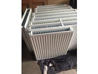 Radiators (mixed sizes)