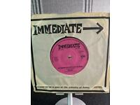 """The Nice The diamond hard apple of the moon 7"""" vinyl"""