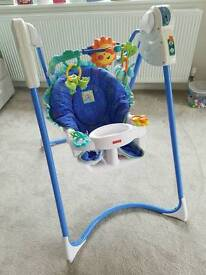 Fisher price Linkadoos baby swing