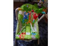 Fisher price chair/rocker