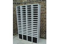 FREE DELIVERY Tall Pigeon Holes Office Furniture